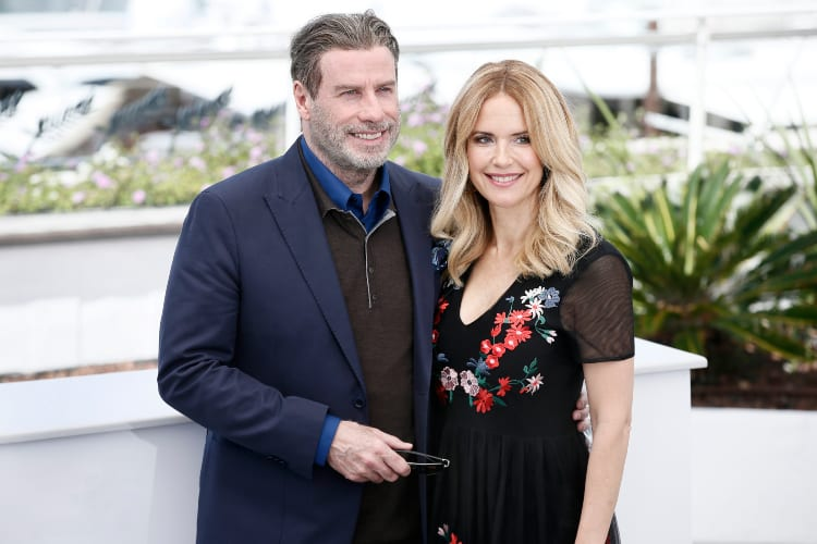 John Travolta On Losing Wife