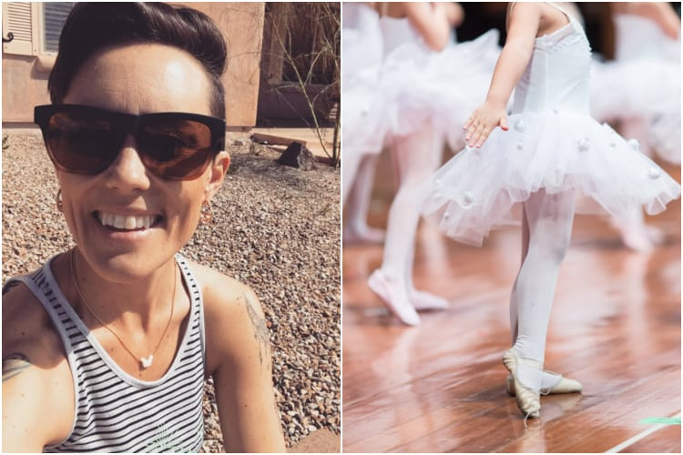 Birth Bother Finds Adopted Daughter In Dance Class