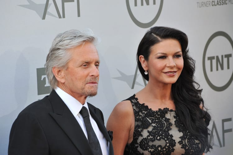 Celebrity Couples With Large Age Gaps