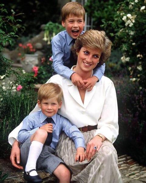 Duchess Kate Middleton Kids Mother's Day UK