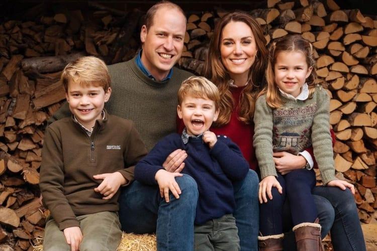 Prince William Children Honor Princess Diana