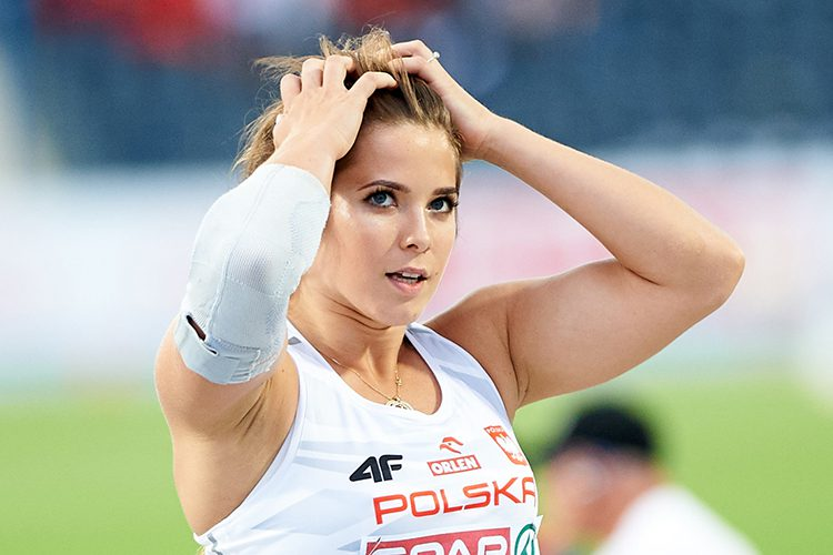 Maria Andrejczyk Raise Money For Surgery With Medal