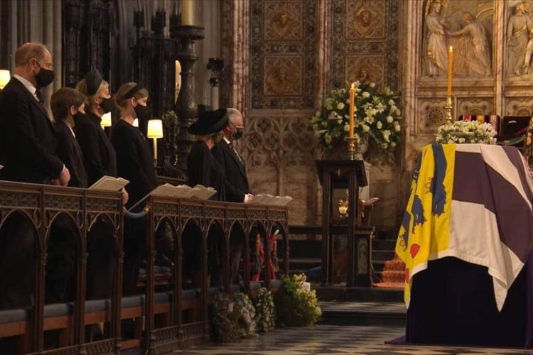 Prince Philip Funeral Details