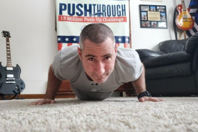 Push-Ups World Record