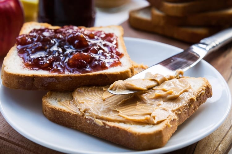 Crunchy or Smooth Peanut Butter