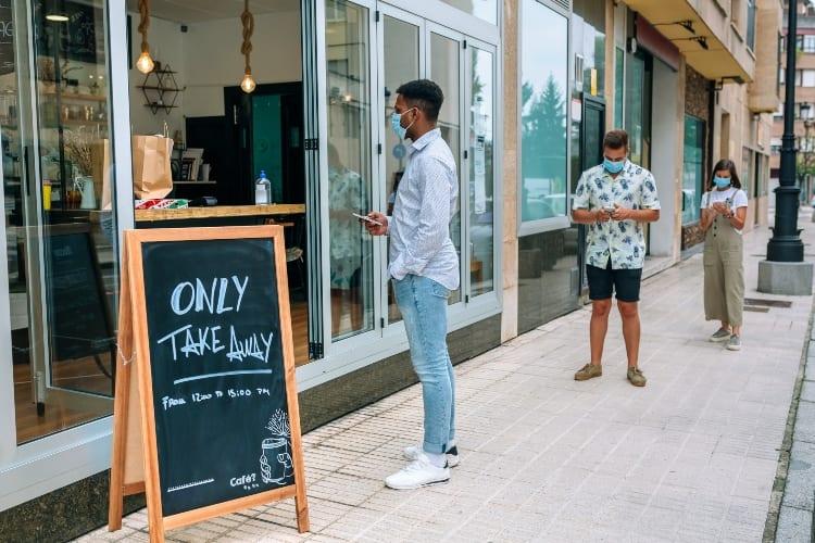Coronavirus Coffee Shops