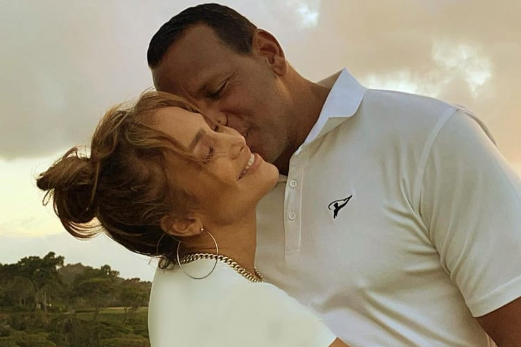 J-lo And A-Rod No More