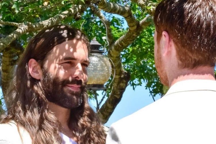 Jonathan Van Ness Married