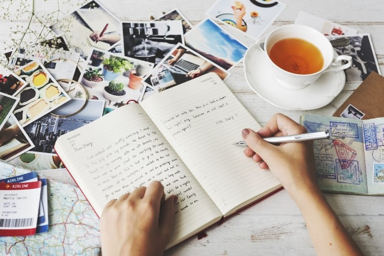 Benefits Of Writing In A Journal