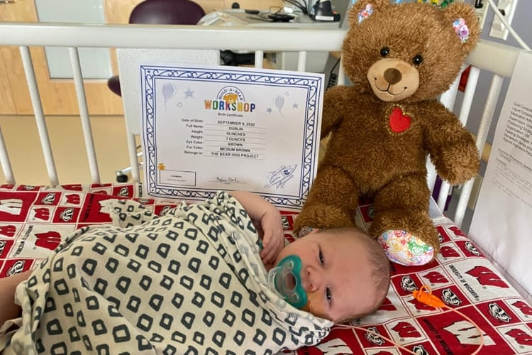 Man Donates Over 3,000 Build-A-Bears To Children In Hospitals