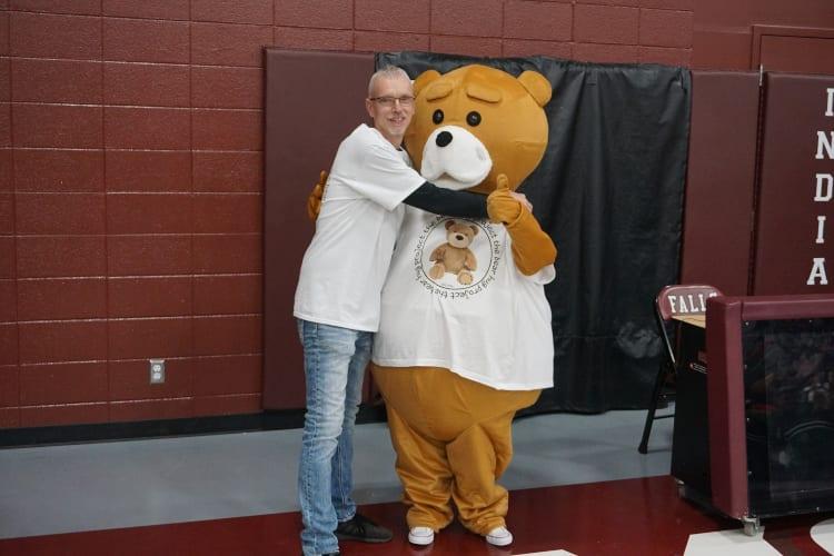 Noel Schoessow The Bear Hug Project