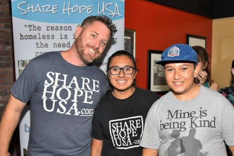 Symond Boschetto Shape Hope USA