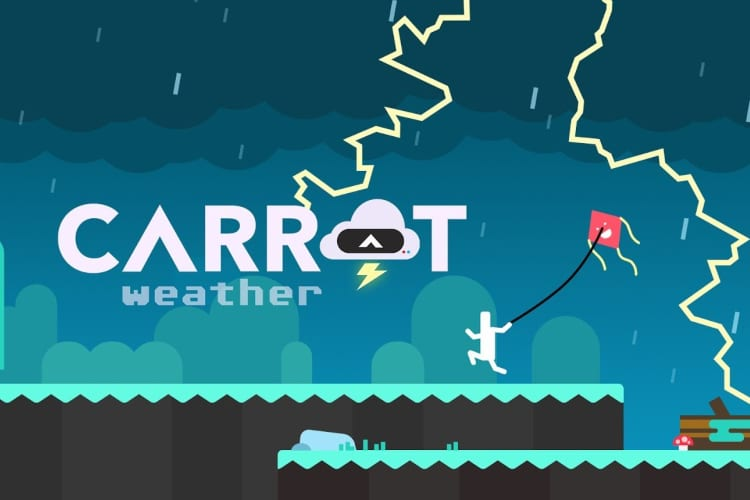 CARROT Weather Review